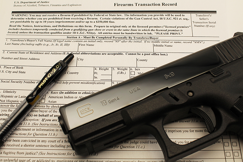 Transfer 4473 Glock